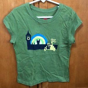Kids green London shirt!